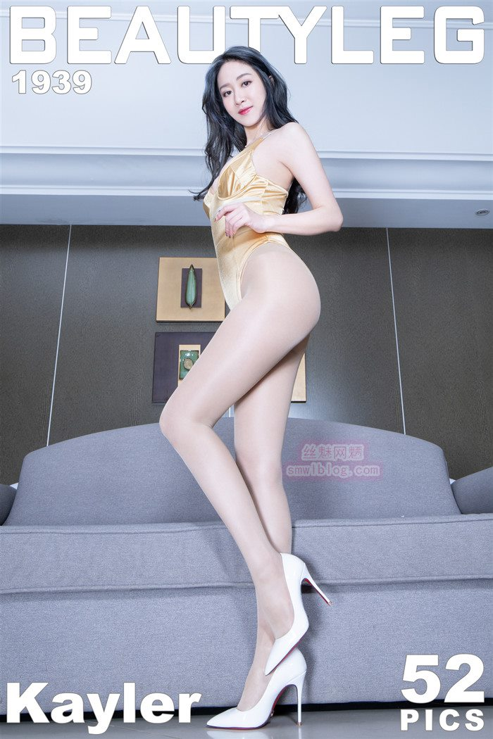 [Beautyleg]美腿寫真 2020.06.26 No.1939 Kaylar[52P/461M]